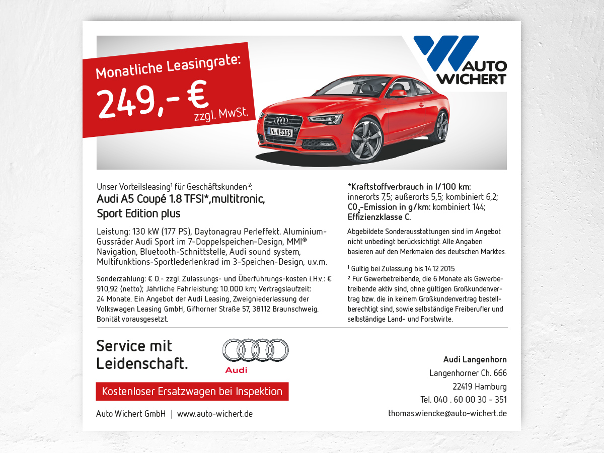 Vehicle Offer